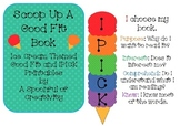 Scoop Up a Good Fit Book and IPICK Kit