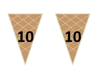 Scoop Up to Make a Ten