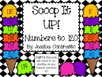Scoop it UP! Counting Centers