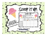 Scoop it up- Counting Quarters, Dimes, Nickels, and Pennies