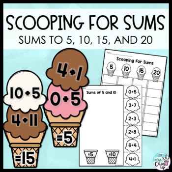 Scoopin' For Sums of 5, 10, 15 & 20