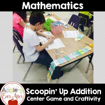 Scoopin' Up Math Addition