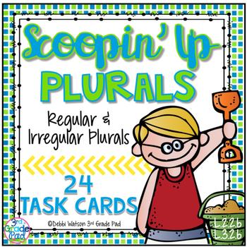 Plurals Task Cards