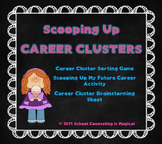 Scooping Up Career Clusters