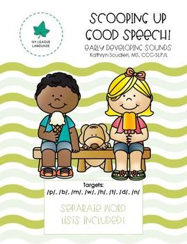 Scooping Up Good Speech!