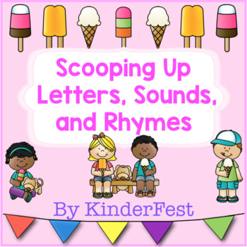 Scooping Up Letters, Sounds, and Rhymes