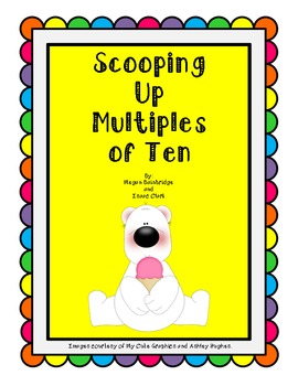 Scooping Up Multiples of Ten Math Center