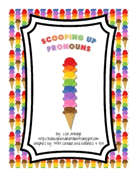 Scooping Up Pronouns