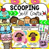 Scooping Up Self Control:  4 Lessons in 1 PowerPoint for Early Childhood