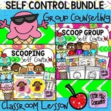 Scooping Up Self Control Bundle: Lessons, Small Group Elementary Counseling