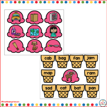 Scooping Up Short Vowels