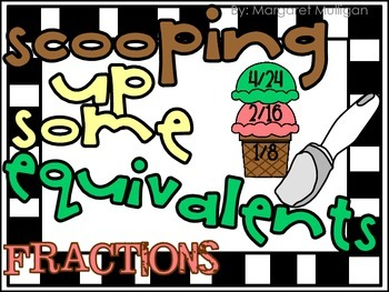 Scooping up Some Equivalents - Fractions