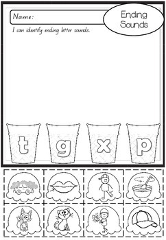 Scooping up Sounds - Phonics Packet