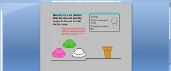 Scoops - A Logical Thinking Enrichment Game