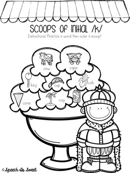 Scoops of Articulation: Early and Later Sounds {No PREP}