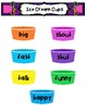 Scoops of Synonyms & Antonyms