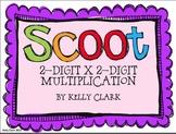 Scoot 2-digit x 2-digit Multiplication Game
