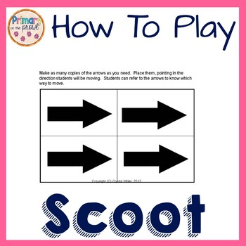 Scoot:  A How To Guide