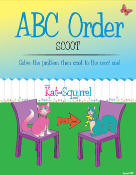 Scoot - ABC Order