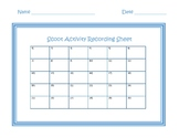 Scoot Activity/Task Card Template That You Can Customize