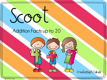 FREE Scoot Addition Facts