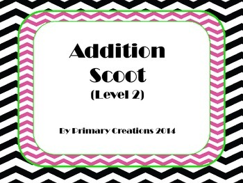 Scoot! Addition Level 2