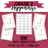 Addition with Three Addends Scoot Style Game / Task Cards