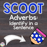 Adverbs Scoot Game | Task Cards