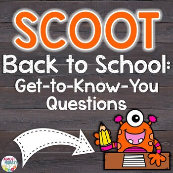 Scoot: Back to School