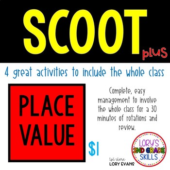 Scoot - Backyard Scoot & more... place value