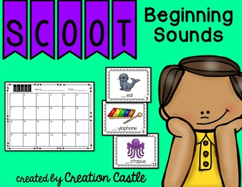 Scoot - Beginning Sounds