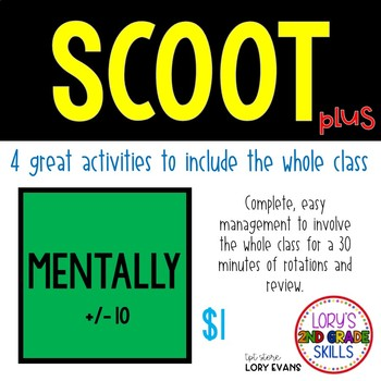 Scoot - Berry Scoot & more...Mentally +/- 10