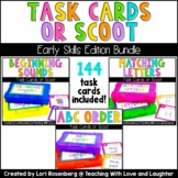 Scoot or Task Card Bundle Pack: Early Skills Edition