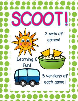Scoot! CVC Words!