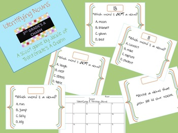 Scoot Combo Pack for Nouns