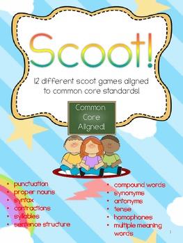 Scoot Common Core