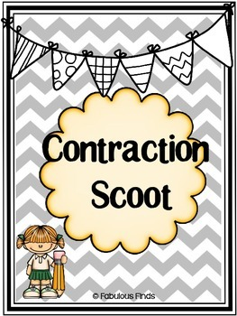 Scoot! Contractions