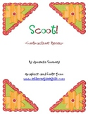 Scoot! - Contractions Review - aligned to Common Core Standards