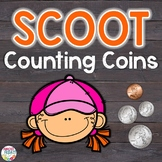 Counting Coins Scoot Game