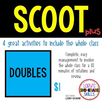 Scoot - DinoRoar Scoot & more... Doubles