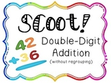 Scoot! Double-Digit Addition