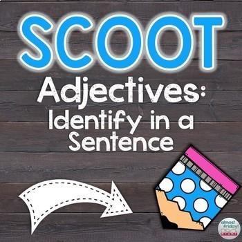 Scoot Games Bundle | Language Task Cards