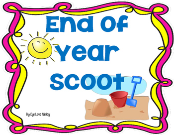 Scoot: End of the Year