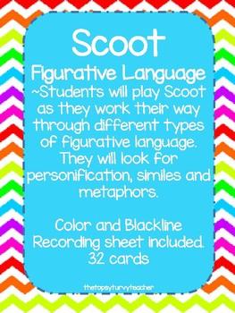 Scoot Figures of Speech