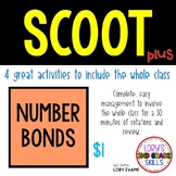 Scoot - Fishbowl Scoot & more... Number Bonds