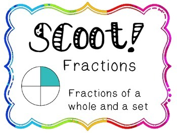 Scoot! Fractions