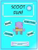 Scoot Parts of Speech