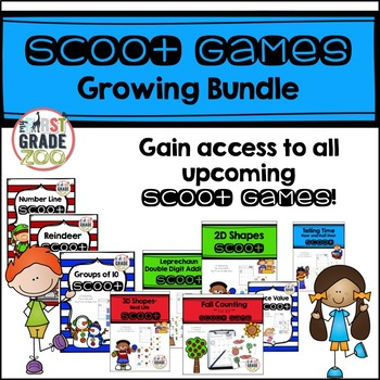 Scoot Game Bundle