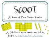 Scoot Game Combo for Place Value and Rounding