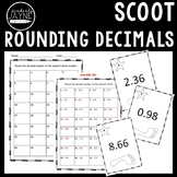 #ausbts17 Scoot Game - Rounding Decimals to Whole Numbers